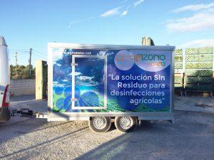 desinfecciones agrícolas | AGROZONO