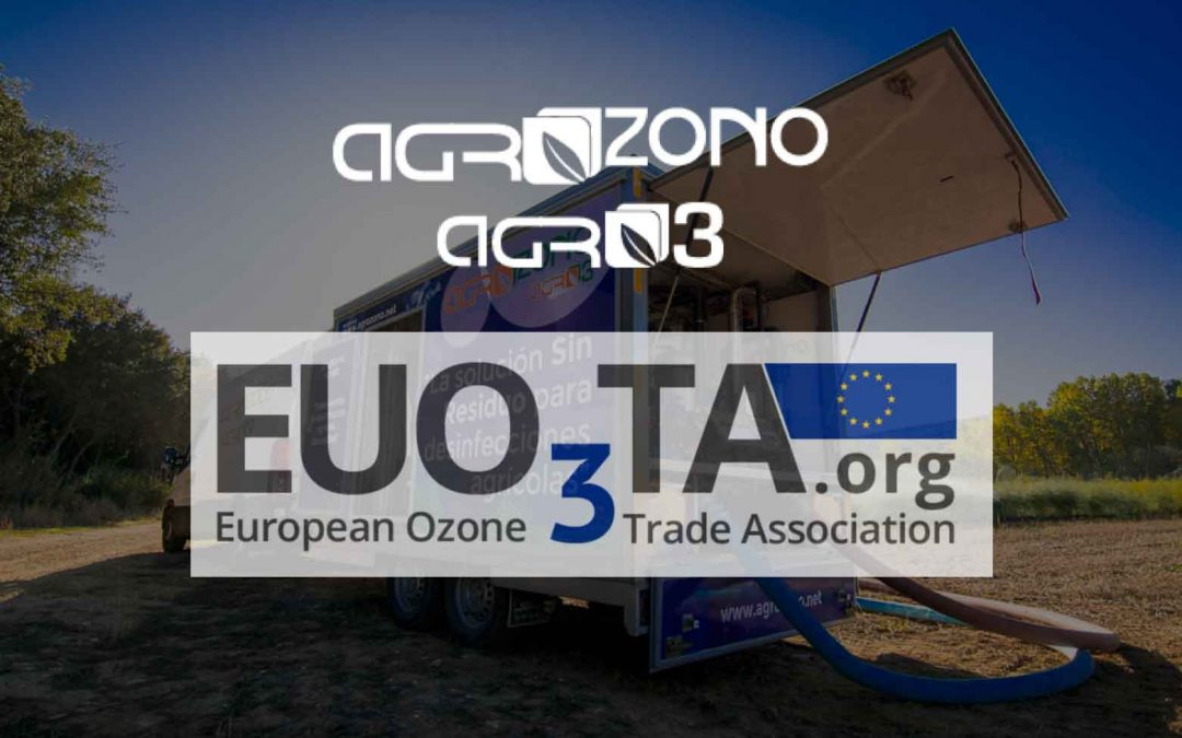 AGROZONO-AGRO3 se integra como miembro de la European Ozone Trade Association