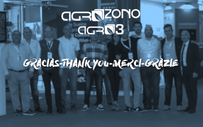 FRUIT ATTRACTION 2018: GRACIAS-THANK YOU-MERCI-GRAZIE