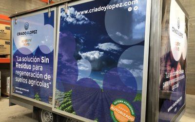AGROZONO Y CRIADO & LÓPEZ LLEVAN EL SISTEMA AGROZONO A CHILE