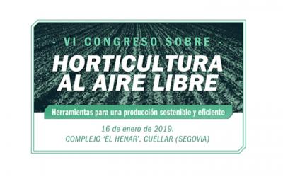 AGROZONO-AGRO3 ESTARÁ PRESENTE EN EL VI CONGRESO DE HORTICULTURA AL AIRE LIBRE