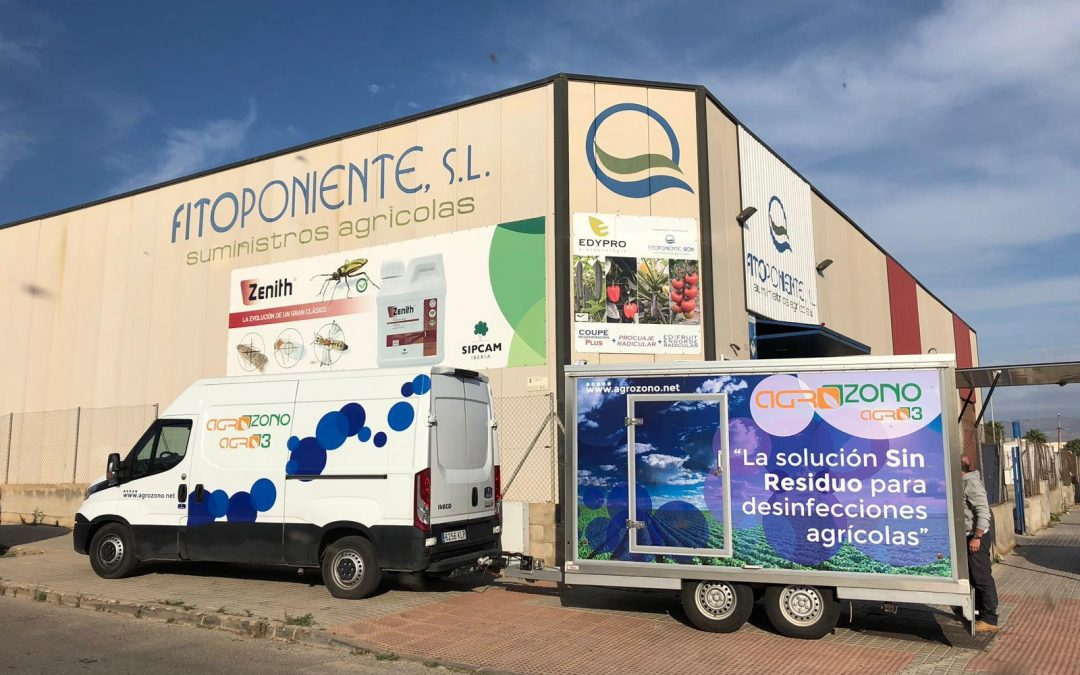 Jornada informativa del Sistema Agrozono en Almería