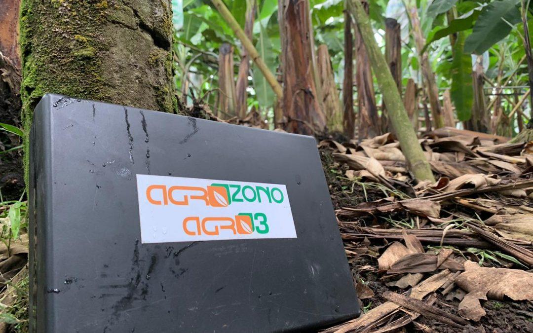 Sistema Agrozono-Agro3. Pruebas de eficacia en Quinsaloma, Ecuador