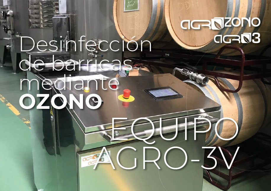 Limpieza y desinfección de barricas: Conoce nuestro nuevo Servicio orientado al sector vinícola