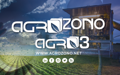 Ozone machines for agriculture