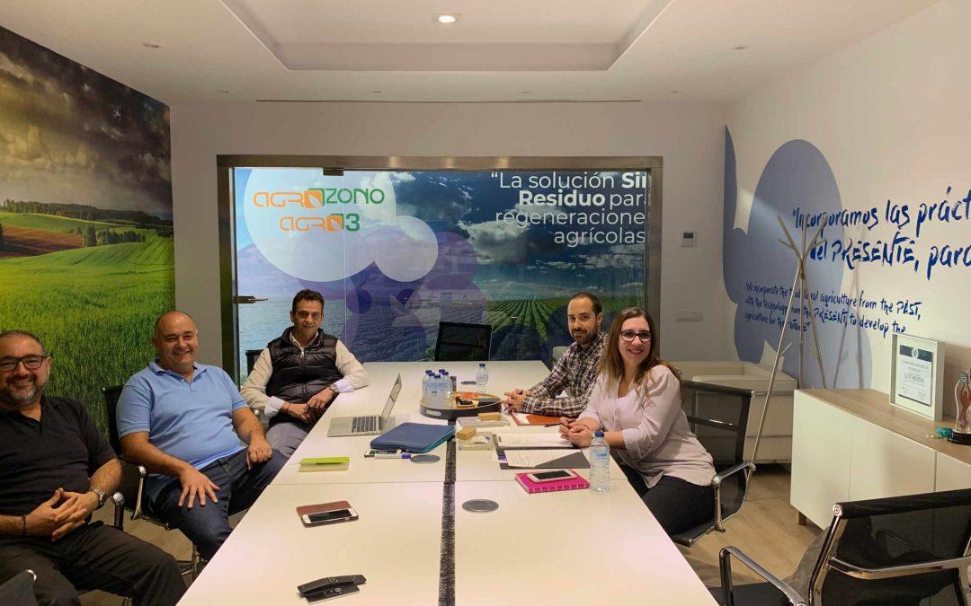 AGROZONO-AGRO3 firma un convenio de colaboración con ARTE TRUFA