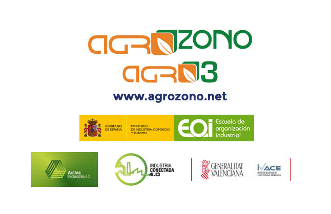 AGROZONO-AGRO3 Seleccionados para el Programa ACTIVA INDUSTRIA 4.0.
