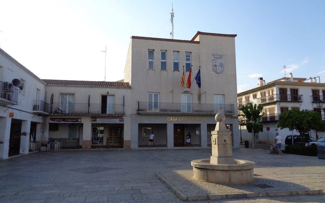 San Antonio de Benagéber: primer municipio que desinfectará sus calles sin productos químicos