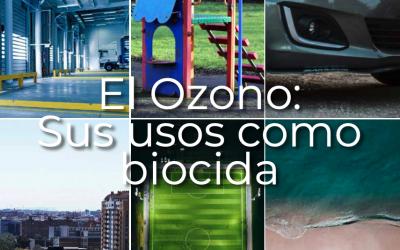 L'ozone : ses utilisations en tant que produit biocide