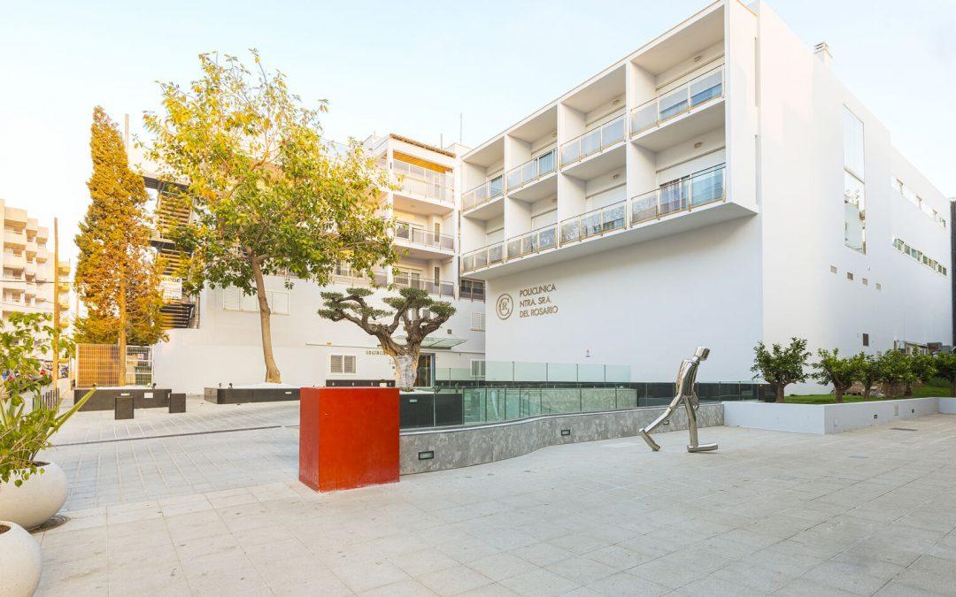 Primer ensayo clínico con ozono realizado en España, con resultados positivos (Policlínica Nuestra Señora del Rosario de Ibiza)
