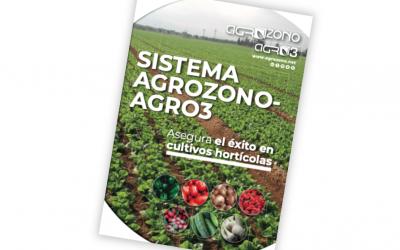 Lanzamos nuevo Tríptico: Cultivos Hortícolas