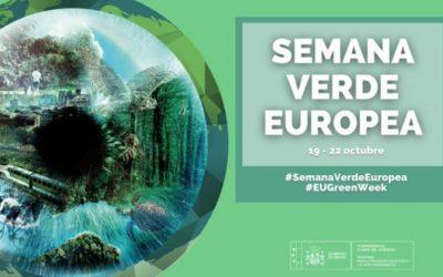 Inizia la SETTIMANA VERDE EUROPEA #EUGreenWeek