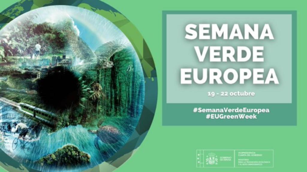 Arranca la SEMANA VERDE EUROPEA #EUGreenWeek