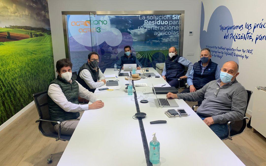 AGROZONO-AGRO3 Y GRUPER O3 EQUIPOS Y SISTEMAS firman un acuerdo de colaboración
