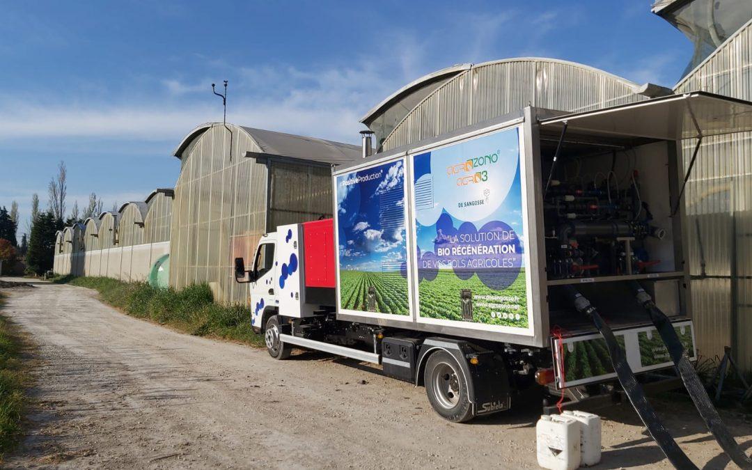El Sistema Agrozono en Francia